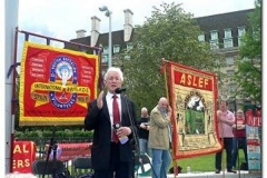International Brigade Memorial Trust event London 2012