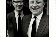 With Neil Kinnock