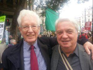 Rodney and Hugh